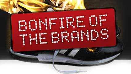 Bonfire of the Brands - Book Soon