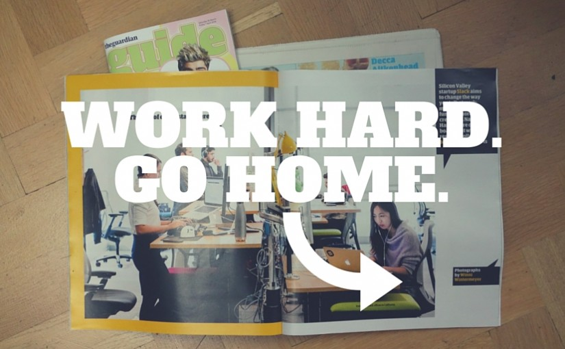 Slack: Work This Way