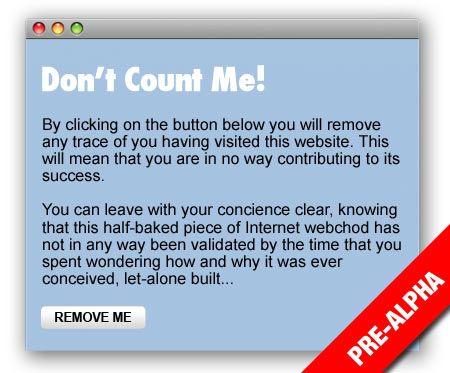 dontcountme.com